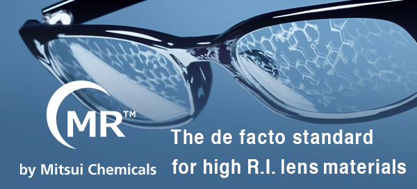 MR™ High Refractive Index Lens Material